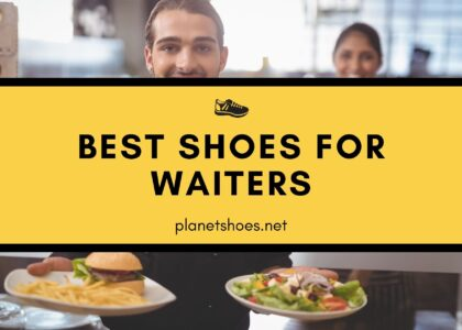 best shoes for waiters